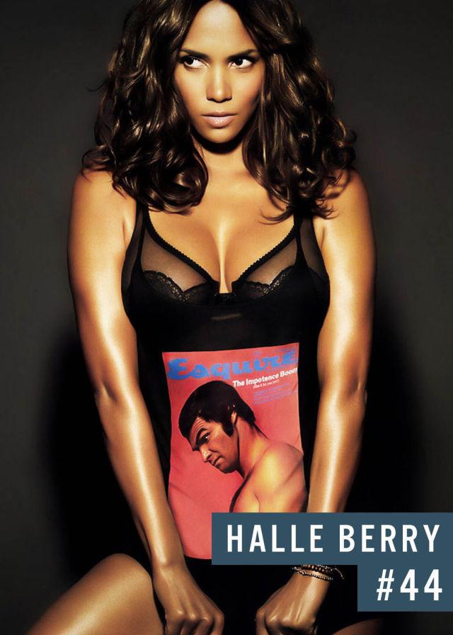 Самые популярные девушки интернета. Рейтинг ТОП - 50 Halle Berry (Хэлли Берри) (7)