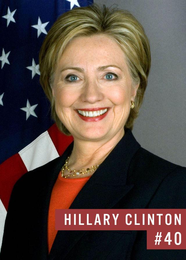 Самые популярные девушки интернета. Рейтинг ТОП - 50 Hillary Clinton (Хиллари Клинтон) (11)
