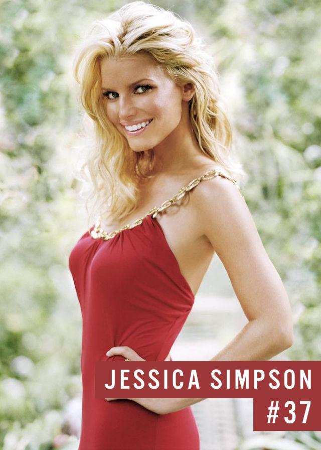 Самые популярные девушки интернета. Рейтинг ТОП - 50 Jessica Simpson (Джессика Симпсон) (14)