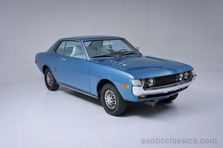 Продажа редкой Toyota Celica ST 1972 года (2)