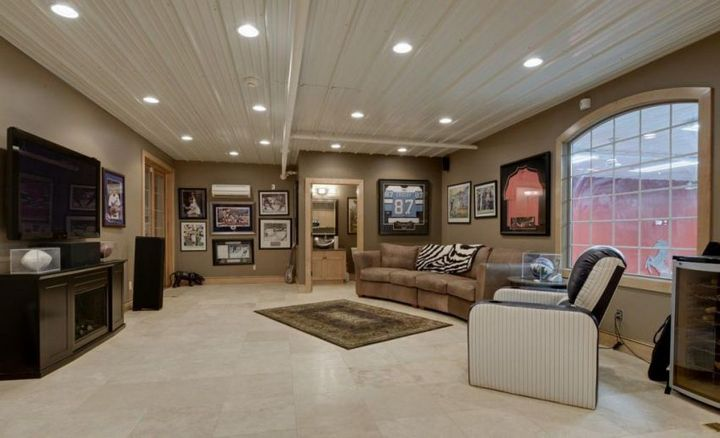 Такой гараж мечта любого мужчины, Крутой интерьер гаража (7)