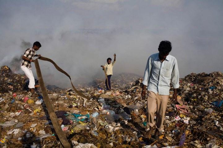 Мумбаи – город мусора (9)