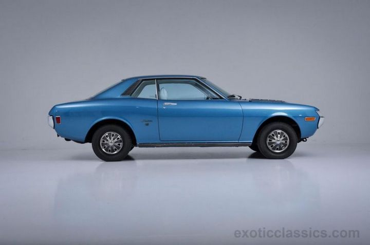 Продажа редкой Toyota Celica ST 1972 года (3)