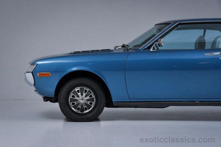 Продажа редкой Toyota Celica ST 1972 года (4)
