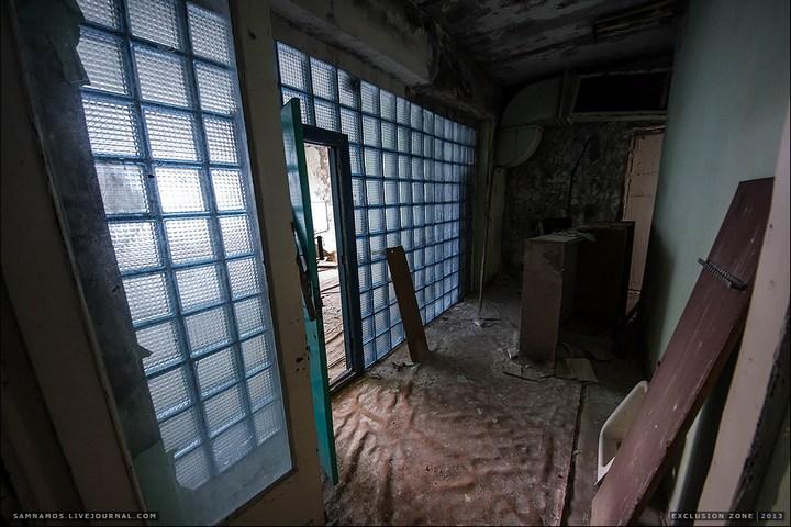 Нелегальный поход в Припять (5)