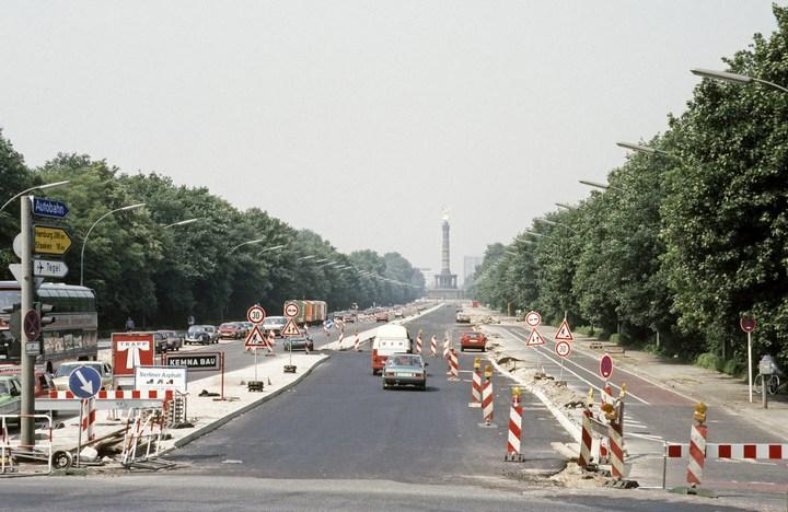 Берлин 1973-1986 годов, старые фотографии (32)