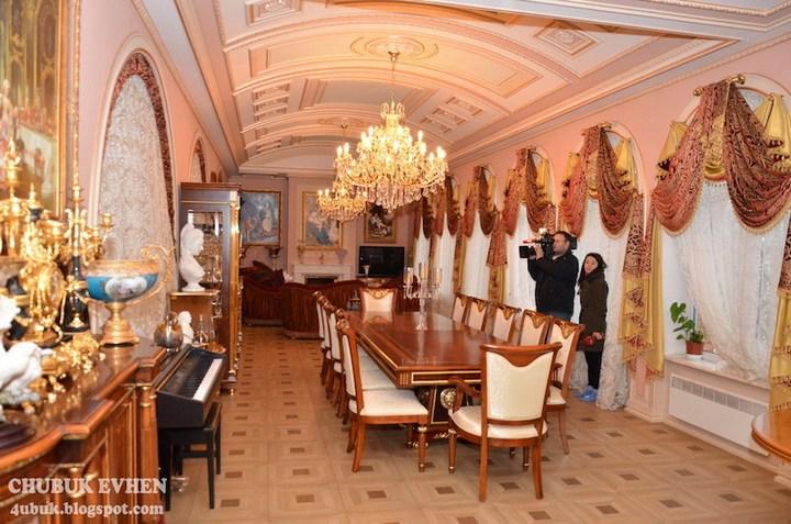 Дом сбежавшего генпрокурора Украины Пшонки (6)