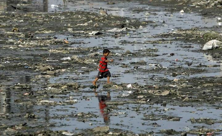 Мумбаи – город мусора (5)