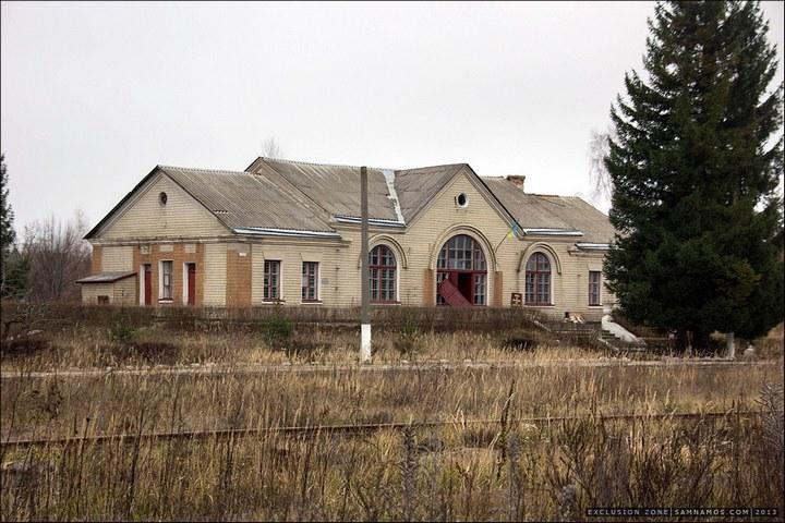 Нелегальный поход в Припять, как своими силами добраться до Припяти (8)