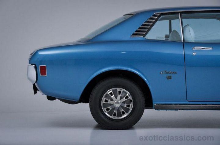 Продажа редкой Toyota Celica ST 1972 года (8)