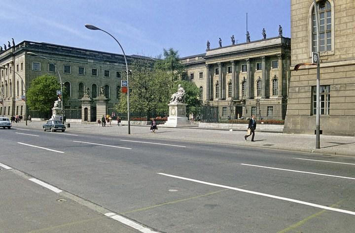 Берлин 1973-1986 годов, старые фотографии (27)