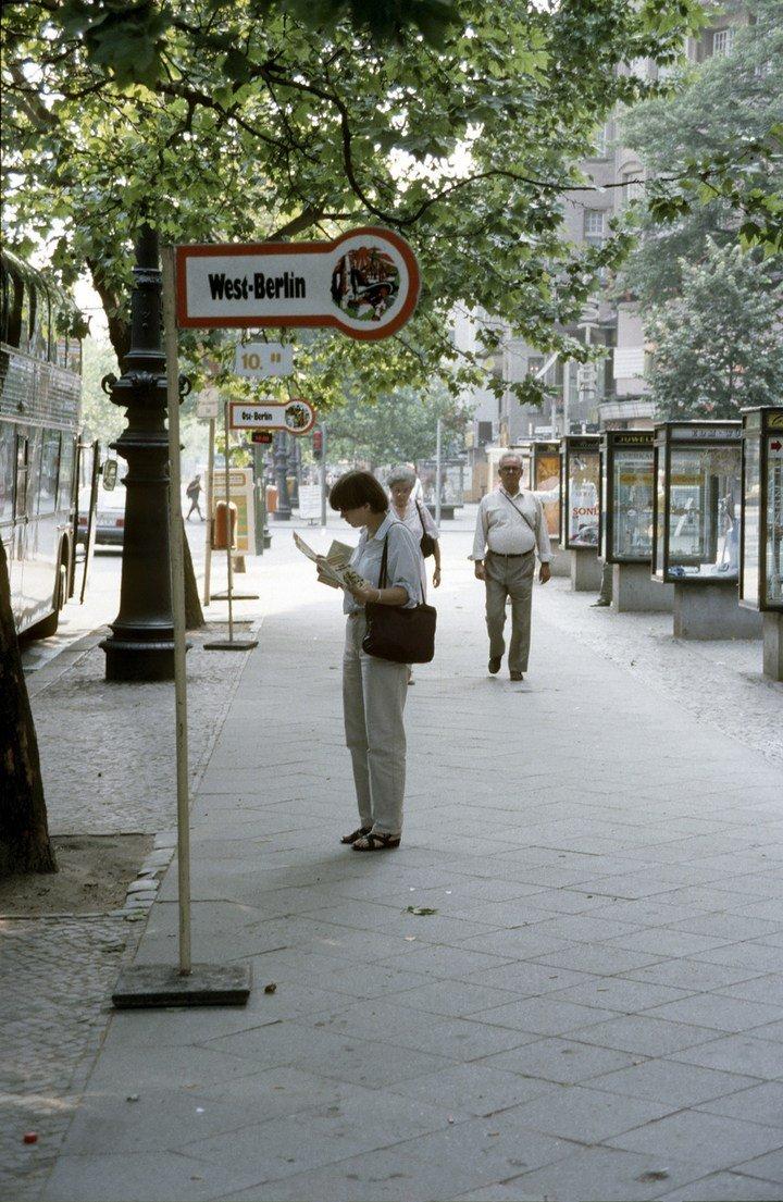 Берлин 1973-1986 годов, старые фотографии (25)