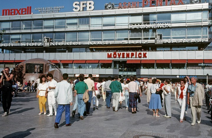 Берлин 1973-1986 годов, старые фотографии (23)