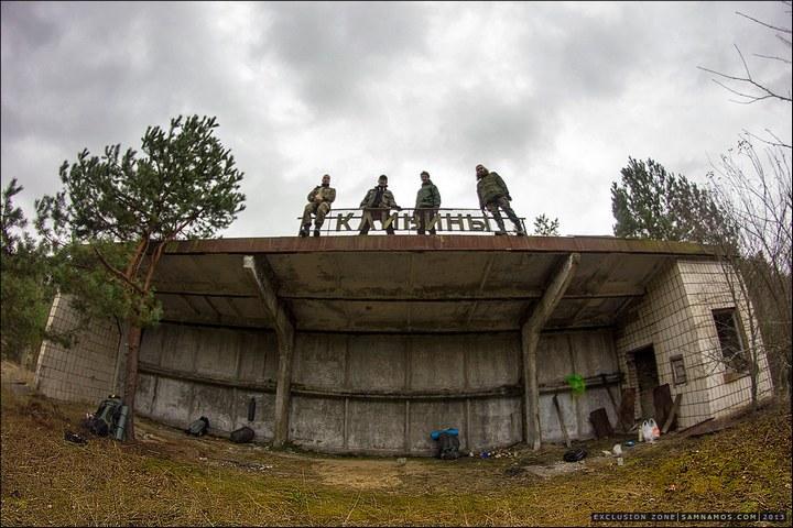 Нелегальный поход в Припять, как своими силами добраться до Припяти (15)