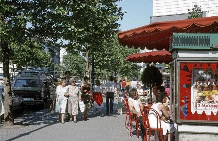 Берлин 1973-1986 годов, старые фотографии (22)