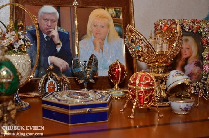 Дом сбежавшего генпрокурора Украины Пшонки (15)