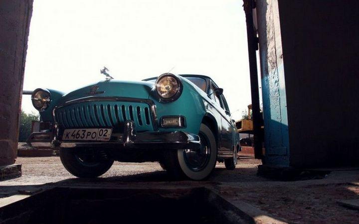 Процесс восстановления Волги ГАЗ - 21 (16)