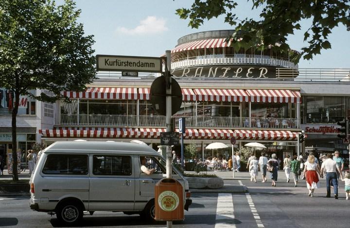 Берлин 1973-1986 годов, старые фотографии (20)