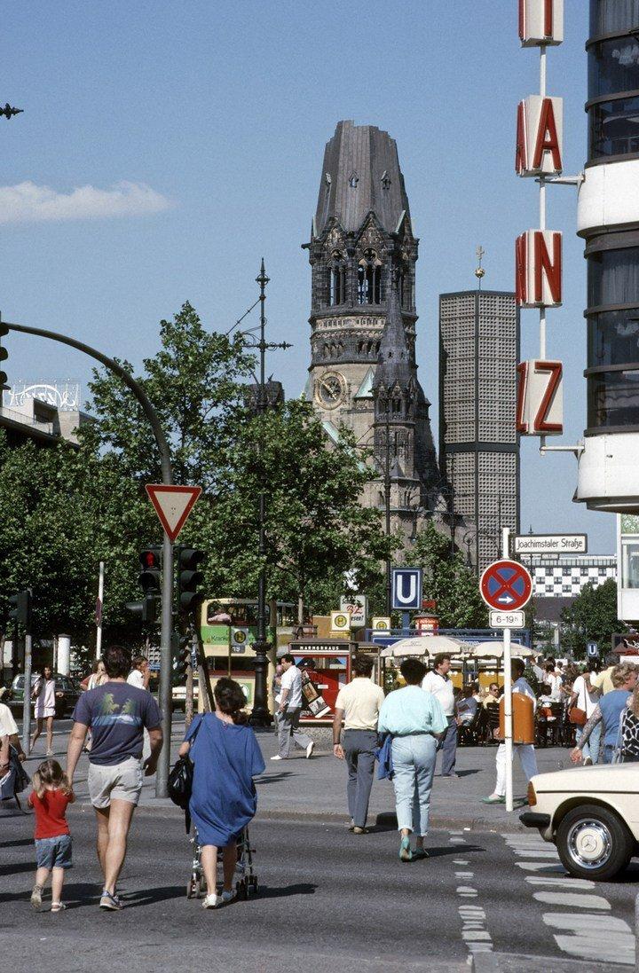 Берлин 1973-1986 годов, старые фотографии (19)
