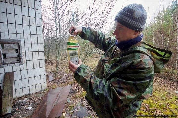 Нелегальный поход в Припять, как своими силами добраться до Припяти (19)