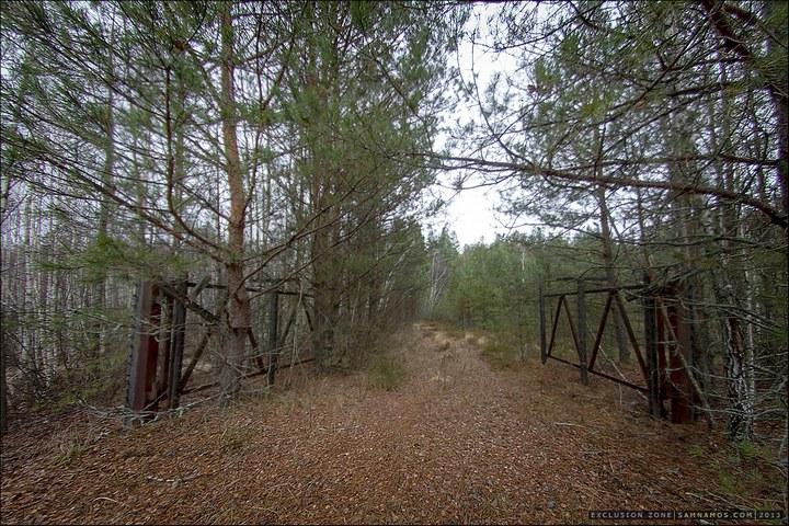 Нелегальный поход в Припять, как своими силами добраться до Припяти (20)