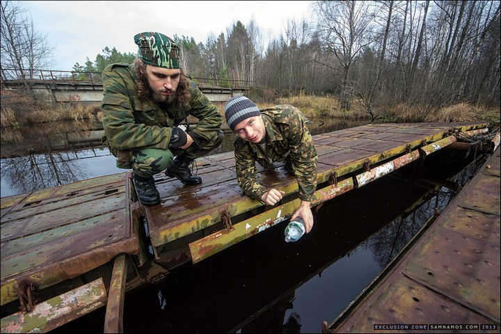 Нелегальный поход в Припять, как своими силами добраться до Припяти (24)