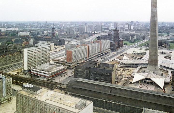 Берлин 1973-1986 годов, старые фотографии (13)