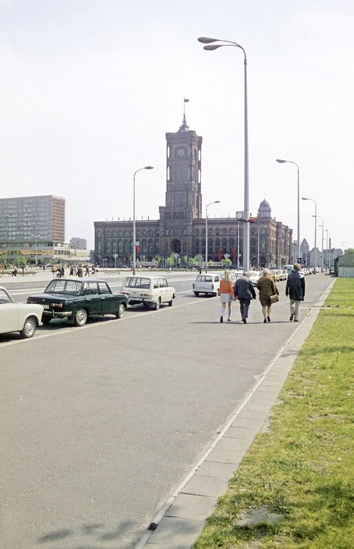 Берлин 1973-1986 годов, старые фотографии (12)
