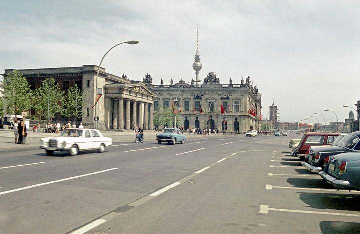 Берлин 1973-1986 годов, старые фотографии (11)