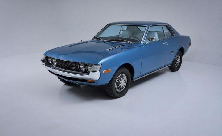Продажа редкой Toyota Celica ST 1972 года (28)