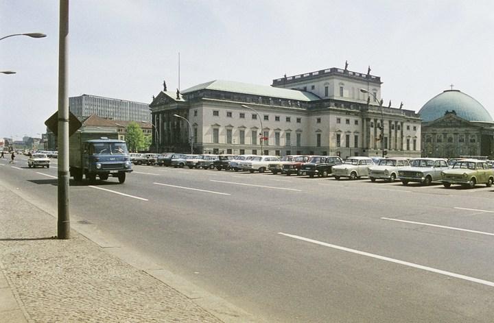 Берлин 1973-1986 годов, старые фотографии (8)
