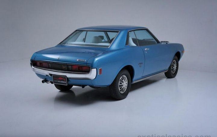 Продажа редкой Toyota Celica ST 1972 года (30)