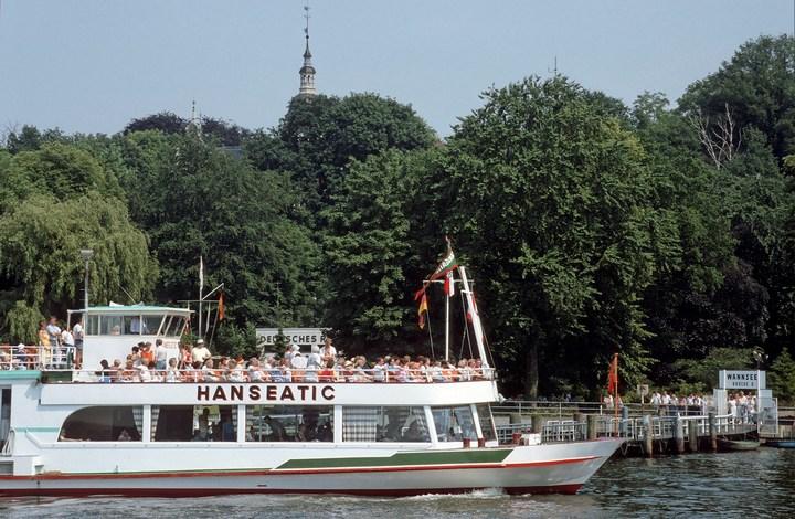 Берлин 1973-1986 годов, старые фотографии (4)