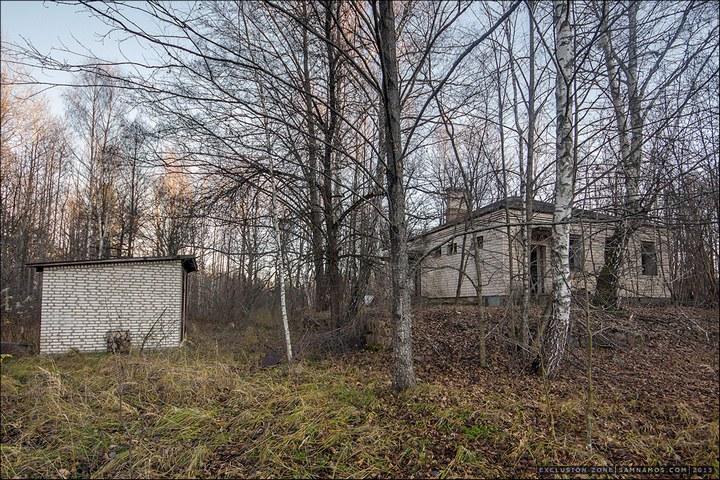 Нелегальный поход в Припять, как своими силами добраться до Припяти (36)