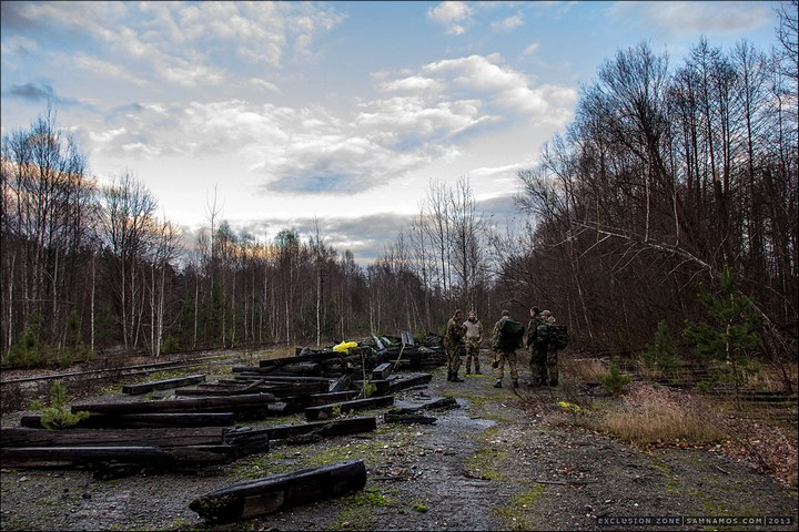 Нелегальный поход в Припять, как своими силами добраться до Припяти (40)