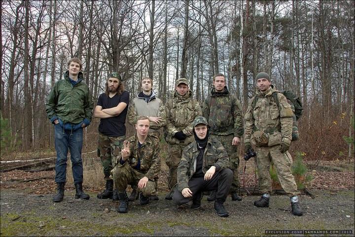 Нелегальный поход в Припять, как своими силами добраться до Припяти (41)