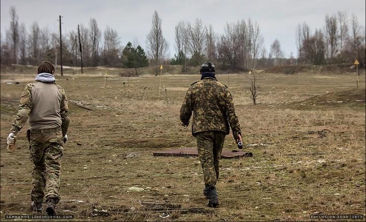 Нелегальный поход в Припять (43)