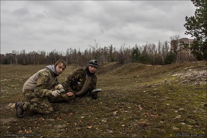 Нелегальный поход в Припять (48)