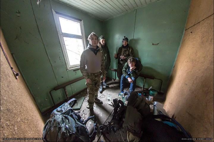 Нелегальный поход в Припять (51)