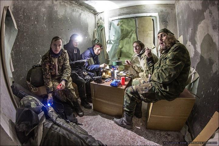 Нелегальный поход в Припять, как своими силами добраться до Припяти (64)