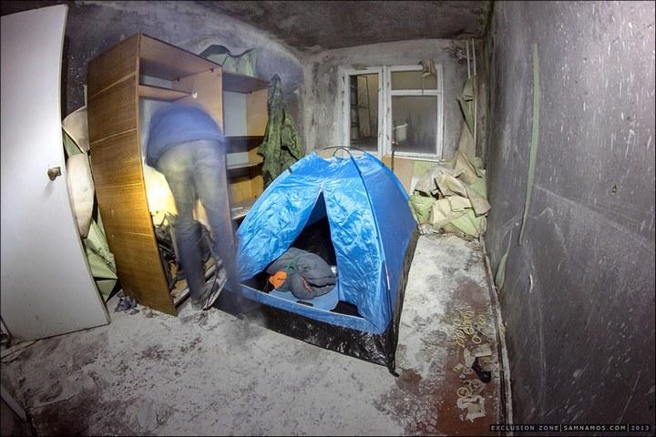 Нелегальный поход в Припять, как своими силами добраться до Припяти (65)