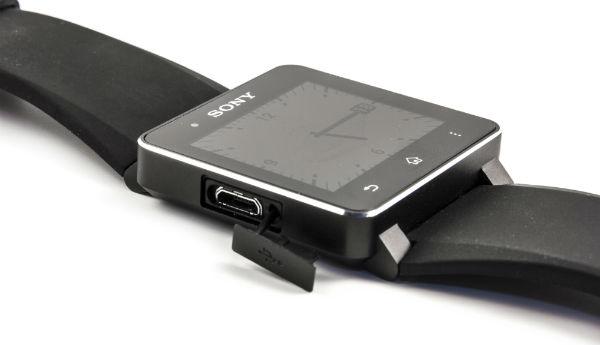 Умные часы Sony Smartwatch 2 (6)