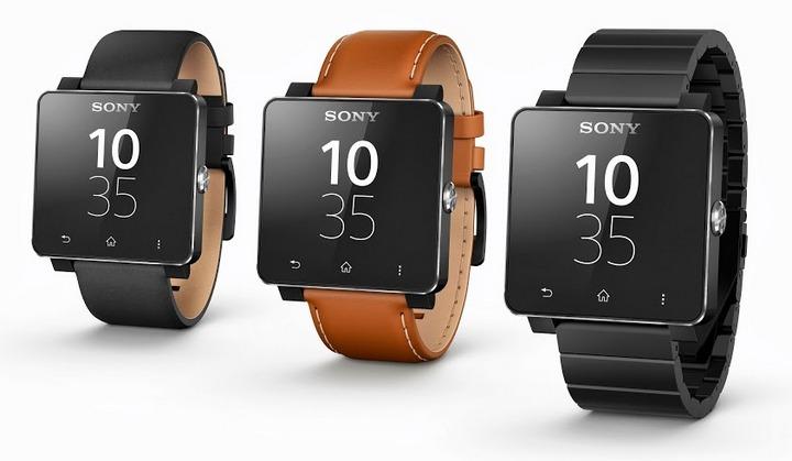 Умные часы Sony Smartwatch 2 (1)