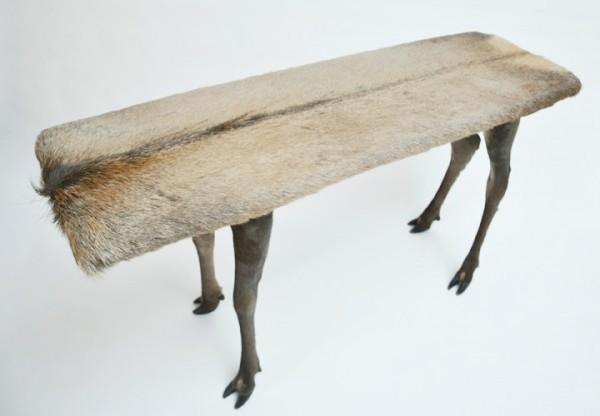 Необычные столики в виде животных (2)