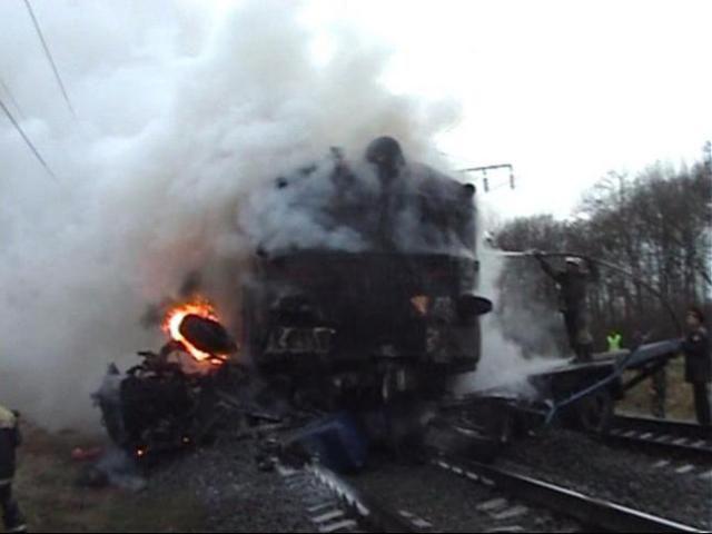 аварии на железнодорожных переездах (3)