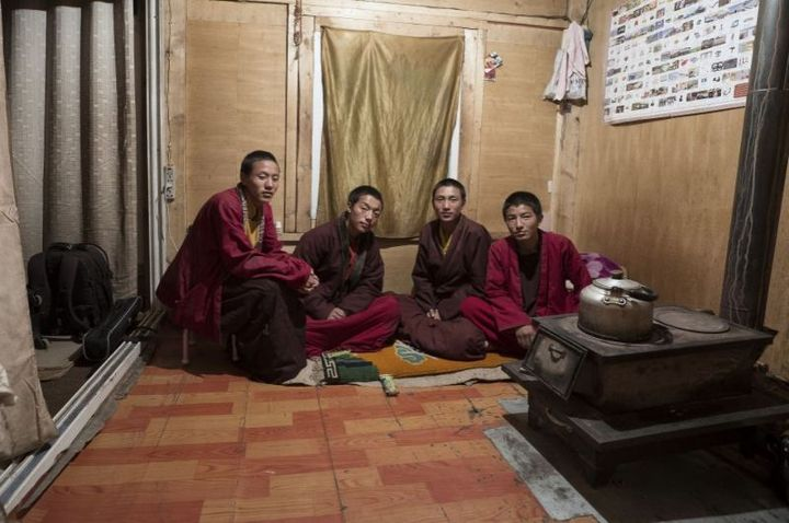 Тибетский монастырь Седа — гигантский муравейник! (6)