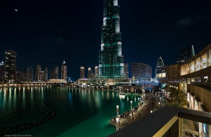 Поющие фонтаны в Дубаи (10)