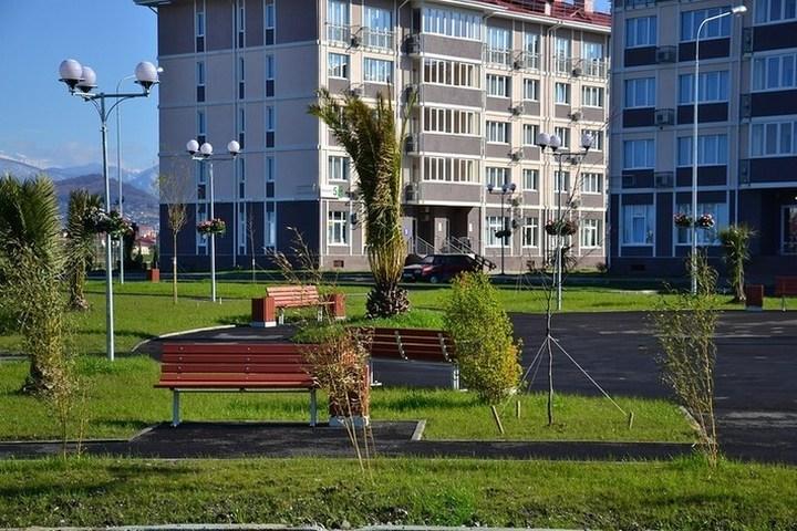 """""""Город призрак"""" или Сочи после Олимпиады (21)"""