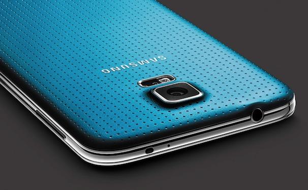Новые функции Galaxy S5 (2)