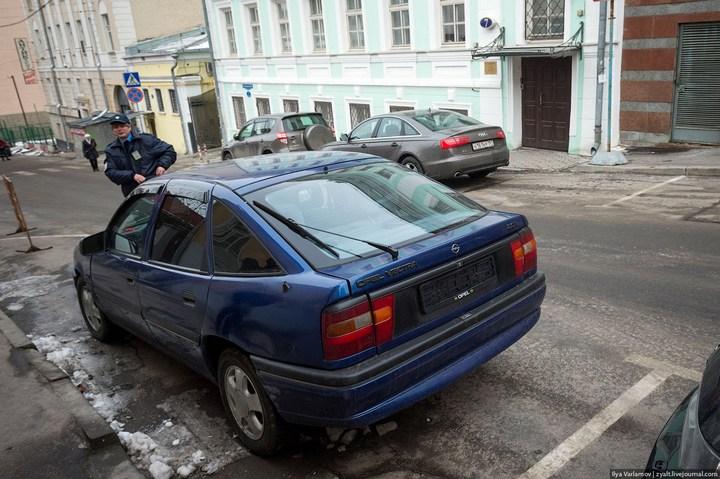 Московская парковочная инспекция в деле (2)